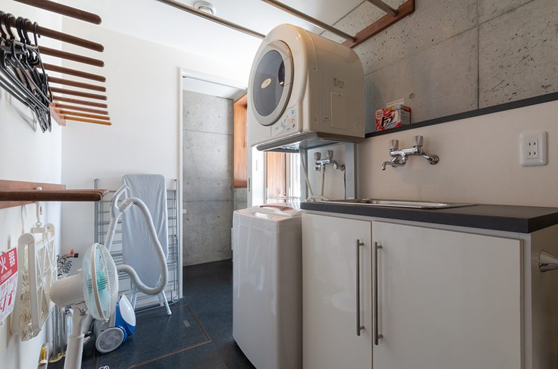 Yuki Ten Laundry Room | Hirafu, Niseko