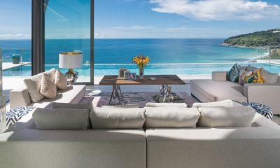 Villa Rodnaya Open Plan Living Room | Naithon, Phuket