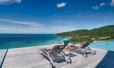 Villa Rodnaya Sun Decks with Ocean's View | Naithon, Phuket