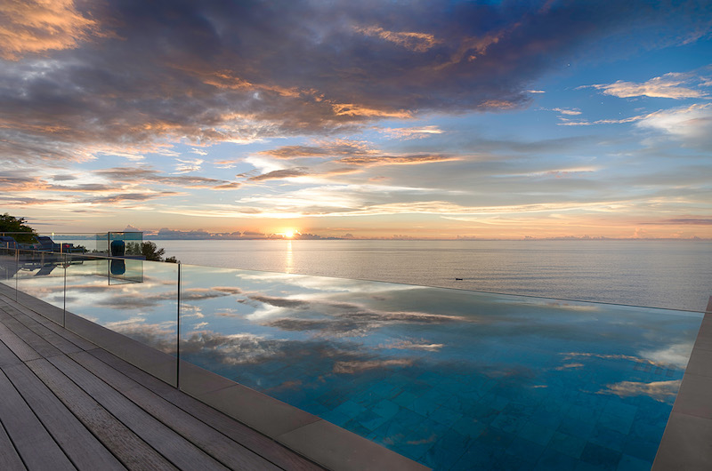 Villa Rodnaya Pool with Sunset View | Naithon, Phuket