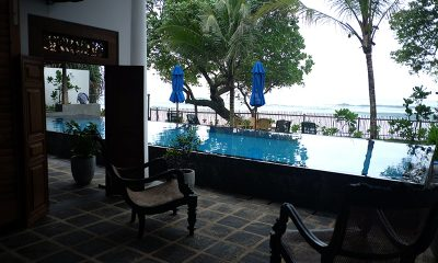 Royal Indigo Villa Pool Side Chairs | Talpe, Sri Lanka