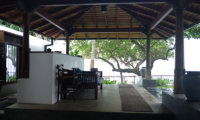 Royal Indigo Villa Open Plan Seating Area | Talpe, Sri Lanka