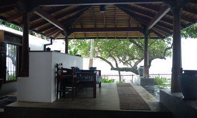 Royal Indigo Villa Open Plan Seating Area | Talpe, Sri Lanka