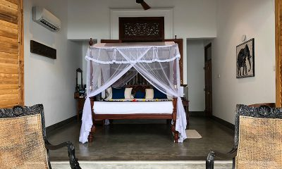 Royal Indigo Villa Bedroom Area | Talpe, Sri Lanka