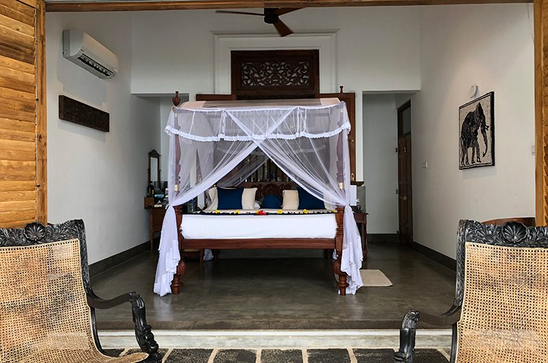Royal Indigo Villa Bedroom Area | Talpe, Sri Lanka