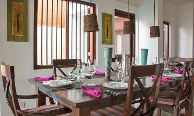Villa Saldana Dining Area | Galle, Sri Lanka