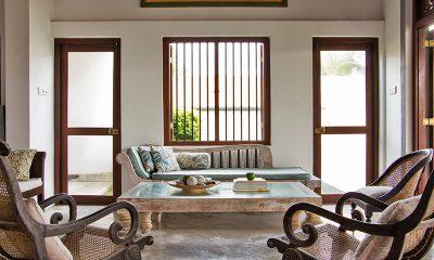 Villa Saldana Living Area | Galle, Sri Lanka