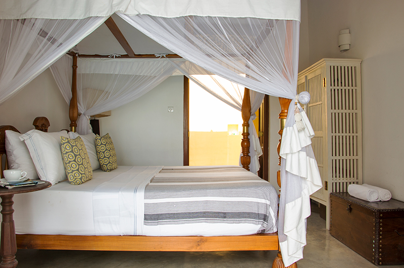 Villa Saldana Master Bedroom | Galle, Sri Lanka