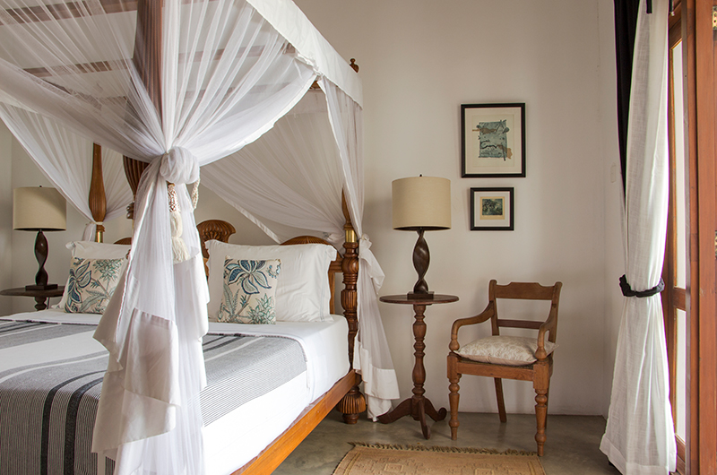 Villa Saldana Bedroom | Galle, Sri Lanka
