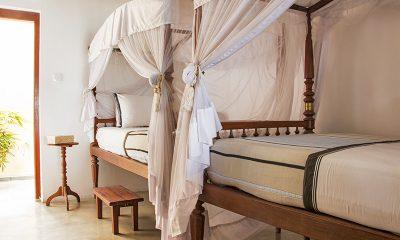 Villa Saldana Twin Bedroom | Galle, Sri Lanka
