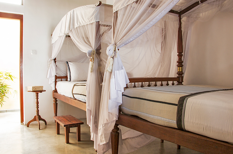 Villa Saldana Twin Bedroom | Galle, Sri Lanka