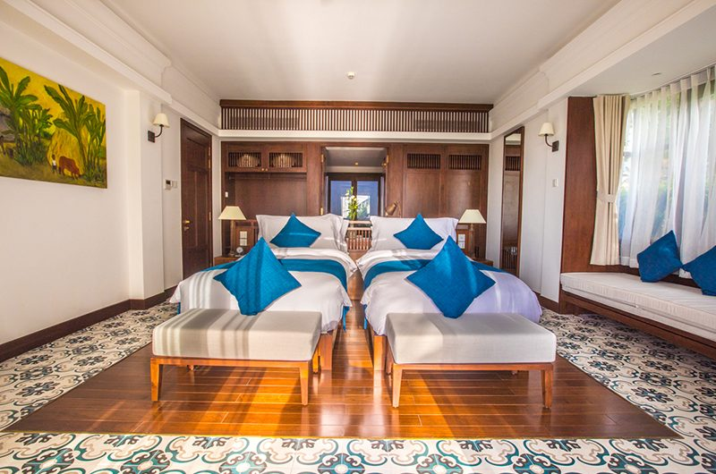 The Anam Twin Bedroom Area | Cam Ranh, Vietnam
