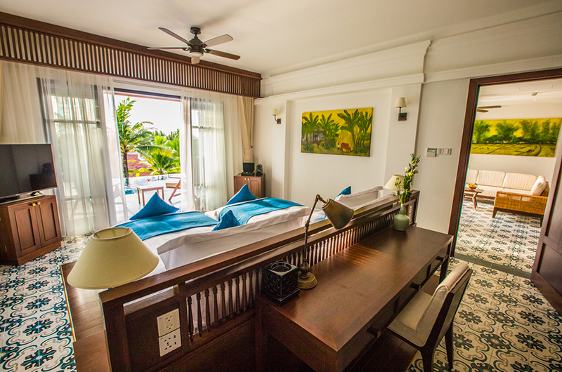 The Anam Twin Bedroom with Balcony | Cam Ranh, Vietnam