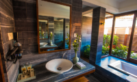The Anam Bathroom Mirror | Cam Ranh, Vietnam