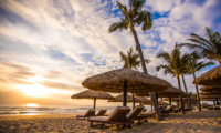 The Anam Sun Deck on the Beach | Cam Ranh, Vietnam