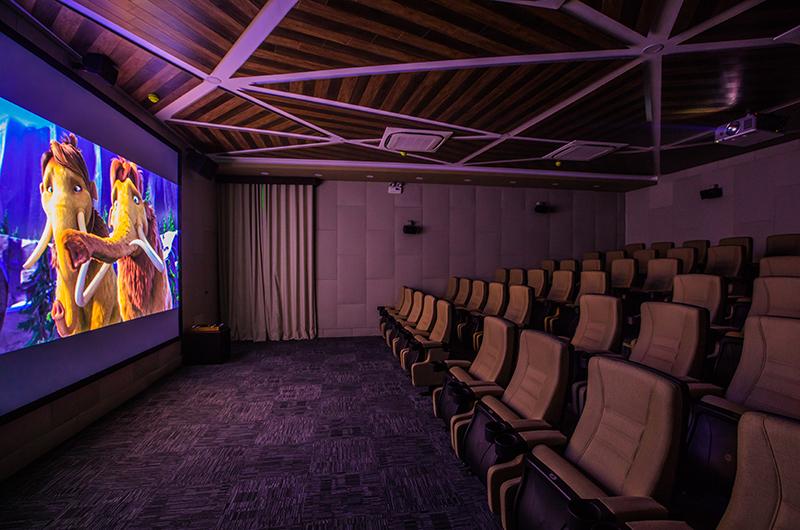 The Anam Cinema Room | Cam Ranh, Vietnam
