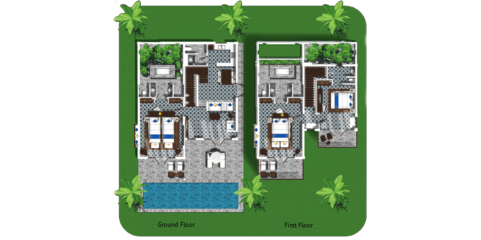The Anam Floor Plan | Cam Ranh, Vietnam