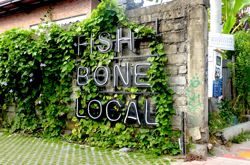 Fishbone Local | Canggu, Bali