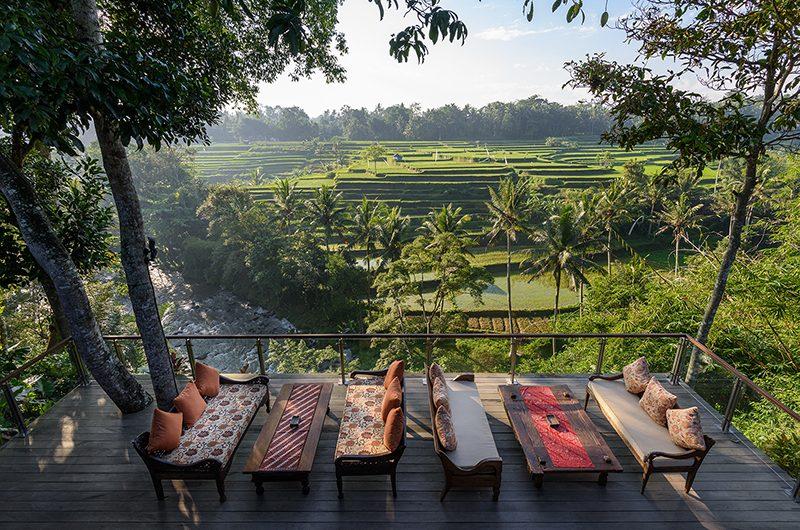 Permata Ayung Open Plan Dining Area | Ubud, Bali
