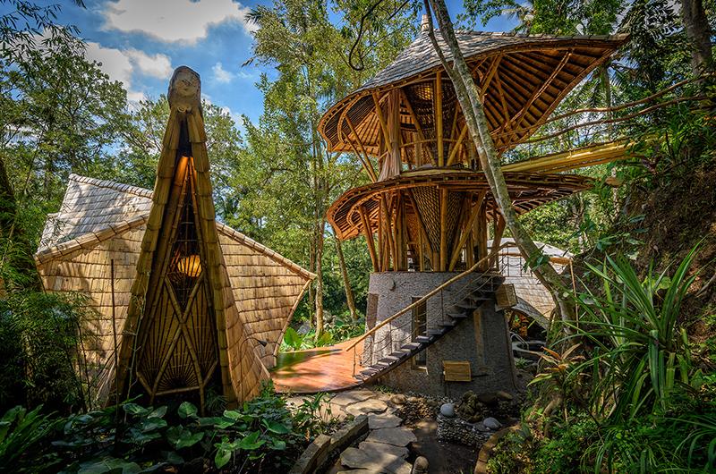 Permata Ayung Bamboo Spa | Ubud, Bali