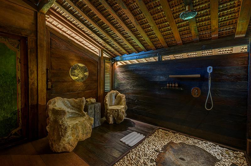 Permata Ayung Biora House Shower | Ubud, Bali