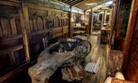 Permata Ayung Biora House Bathtub | Ubud, Bali