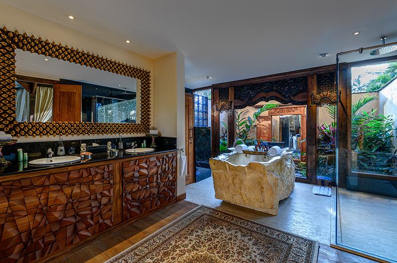 Permata Ayung Garuda Wing Bathroom Area | Ubud, Bali