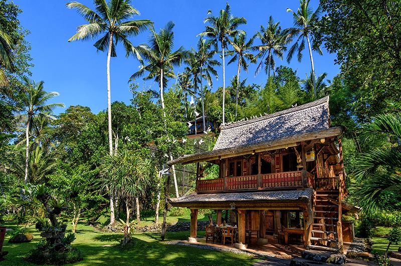 Permata Ayung Gladak House Building | Ubud, Bali