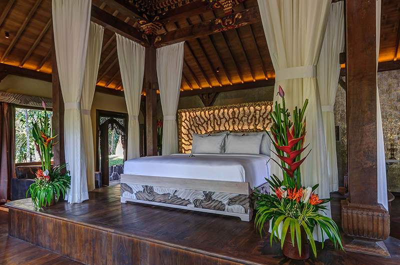 Permata Ayung Permata Bridal Chalet Bedroom Side | Ubud, Bali
