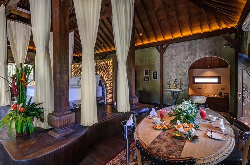 Permata Ayung Permata Bridal Chalet Spacious Bedroom | Ubud, Bali
