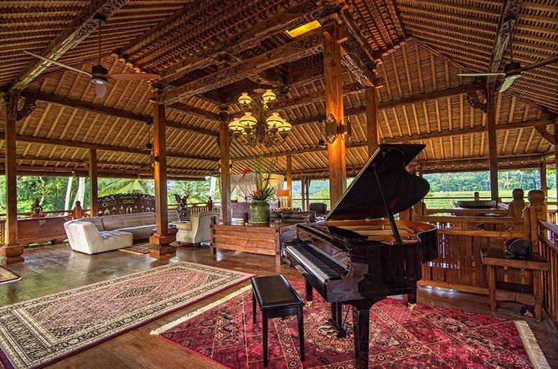 Permata Ayung Royal Winong Pati Living Area | Ubud, Bali
