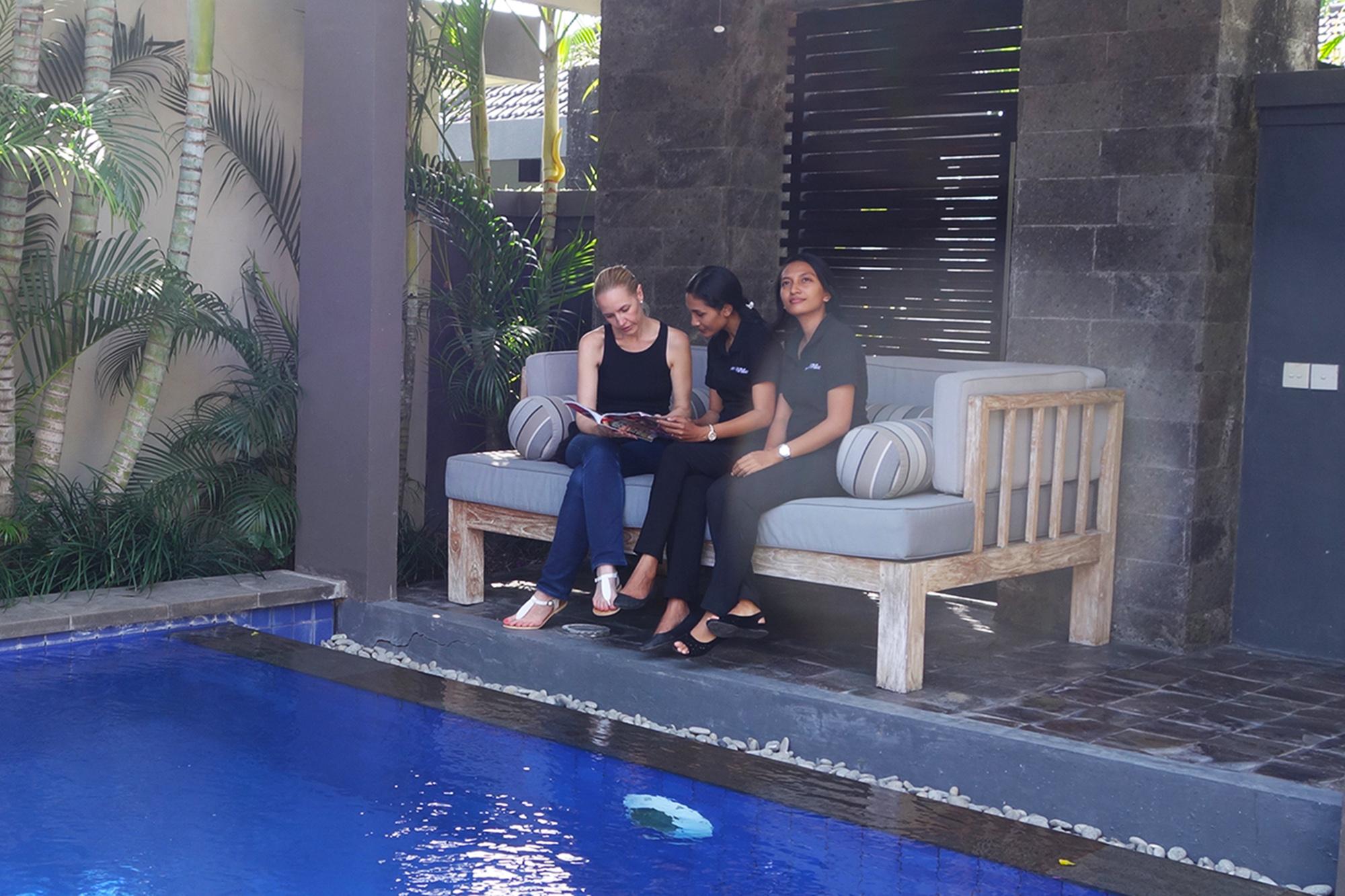 Bali Seminyak Akara Villas Pool