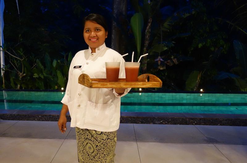 Bali Tabanan Villa Sungai Staff