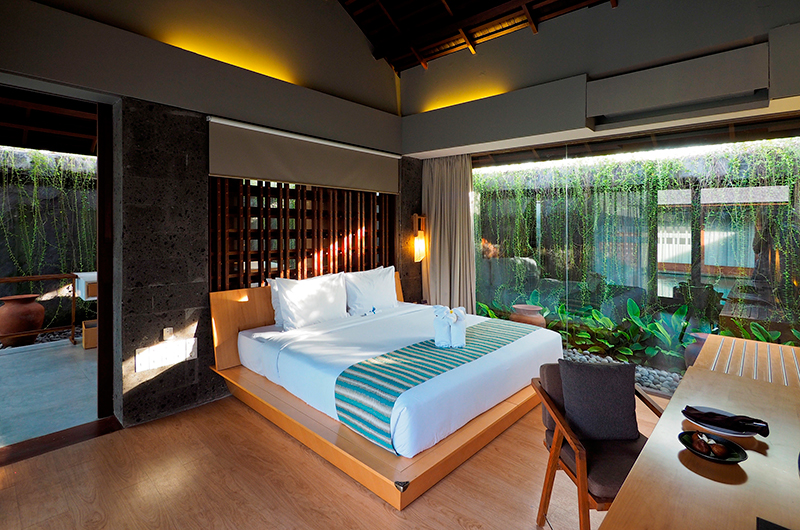 The Santai Bedroom with Study Table | Umalas, Bali