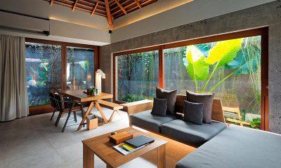The Santai Dining Area | Umalas, Bali