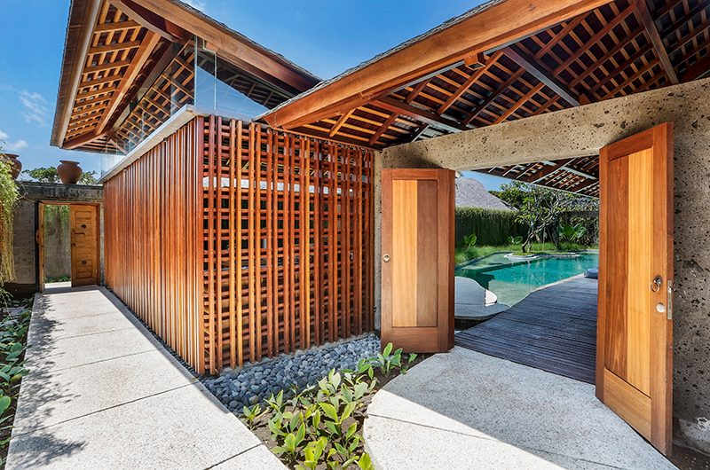 The Santai Entrance | Umalas, Bali