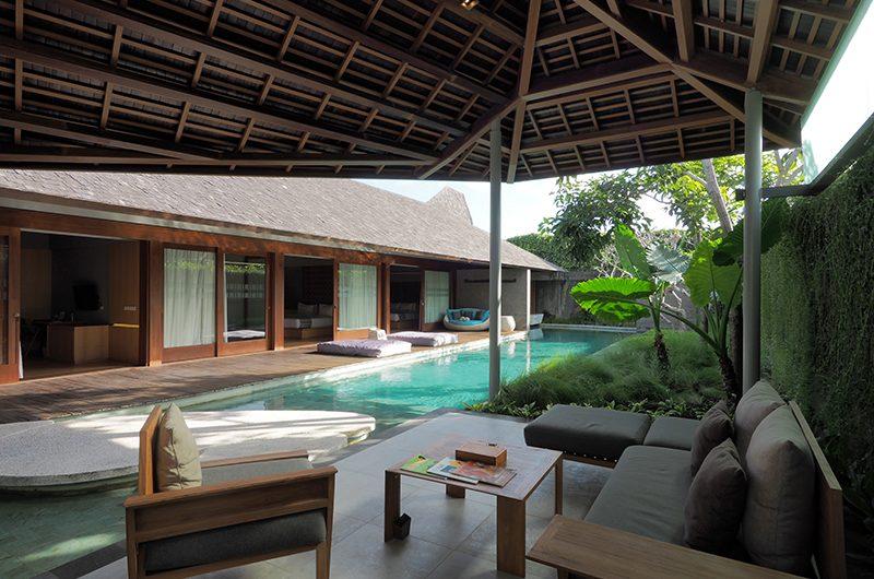 The Santai Living Area | Umalas, Bali