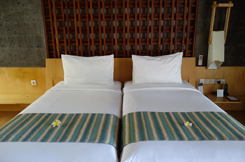 The Santai Twin Bedroom Area | Umalas, Bali