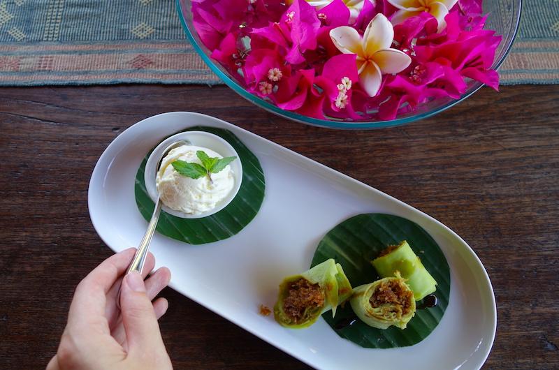 Bali Ubud Permata Ayung Dessert