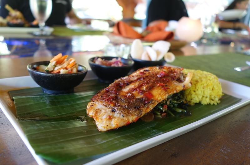 Bali Ubud Permata Ayung Lunch