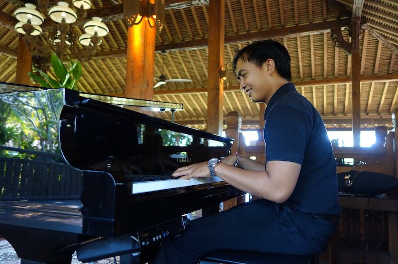 Bali Ubud Permata Ayung Piano