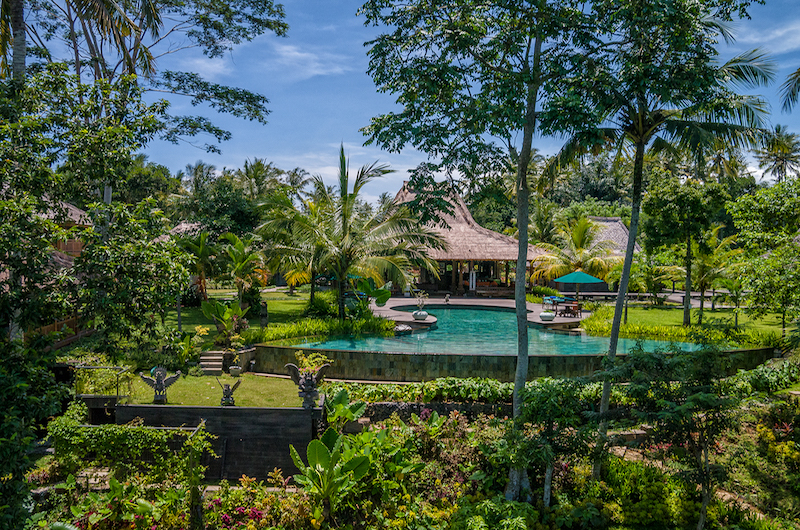 Bali Ubud Permata Ayung Pool