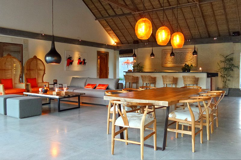 Umah Jae Living Area | Ubud, Bali