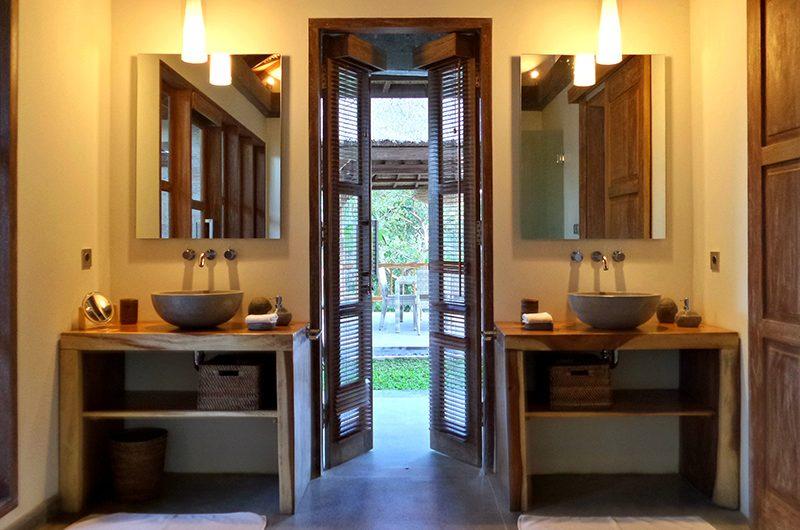 Umah Jae Bathroom Area | Ubud, Bali