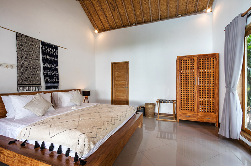 Villa Crystal Bedroom Four | Seminyak, Bali
