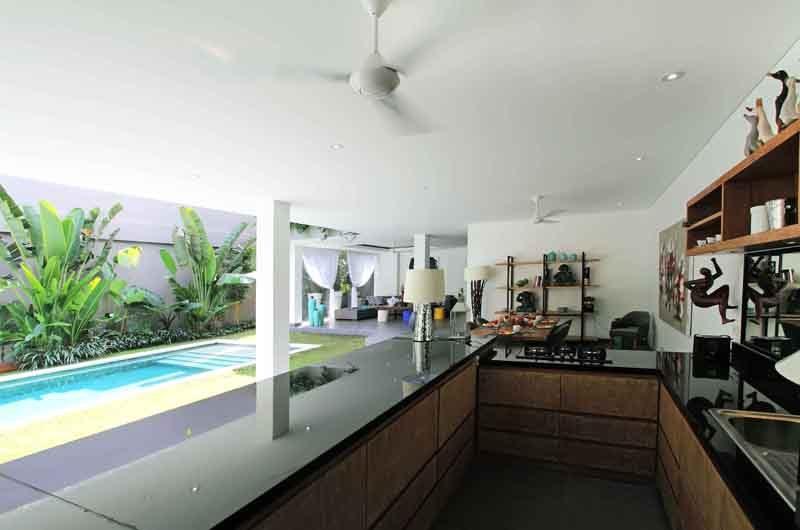Villa Paloma Seminyak Open Plan Kitchen Area | Seminyak, Bali