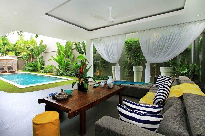 Villa Paloma Seminyak Open Plan Living Area | Seminyak, Bali
