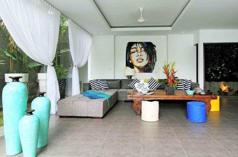 Villa Paloma Seminyak Living Room | Seminyak, Bali