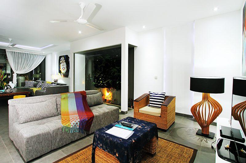 Villa Paloma Seminyak Living Area | Seminyak, Bali