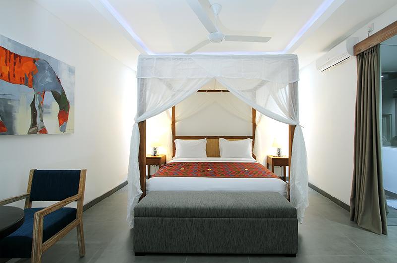 Villa Paloma Seminyak Bedroom with Seating | Seminyak, Bali